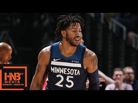 Houston Rockets vs Minnesota Timberwolves Full Game Highlights / Game 3 / 2018 NBA Playoffs MP3