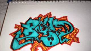 My Graffiti Black Book -