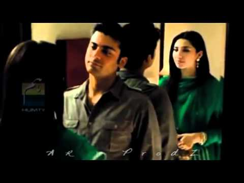Humsafar OST Full Song W_ Lyrics _ _KhiSher_ Scenes __ Must Watch! - YouTube.FLV