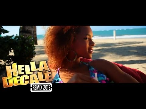 DJ MAMS - Hella Decalé Remix 2013 (feat. Tony Gomez & Ragga Ranks) [CLIP OFFICIEL]