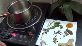 How to make Tulsi ka khada or Healing tonic by HoneyKitchen