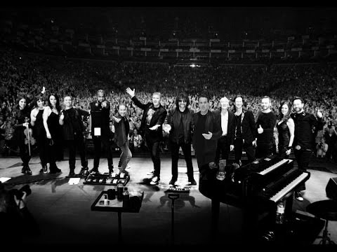 Jeff Lynne's ELO at London 02 - Chris Moyles Radio Show