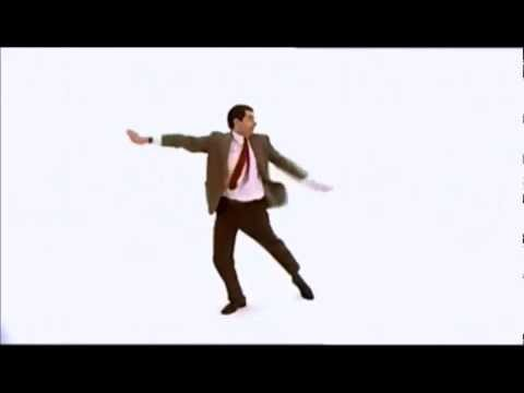 Mr. Bean Dancing - Punjabi MC Mundian To Bach Ke R