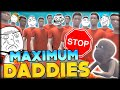 CAN I DO IT? ONE BABY VS THE MAXIMUM AMOUNT OF DADDIES - WHO'...
