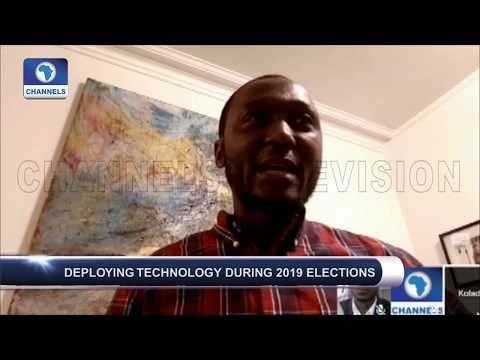 Deploying Technology During 2019 Elections Pt.1 |Channels Beam|