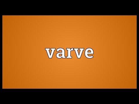 Header of varve