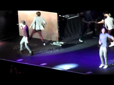 Up All Night - One Direction - Birmingham NIA