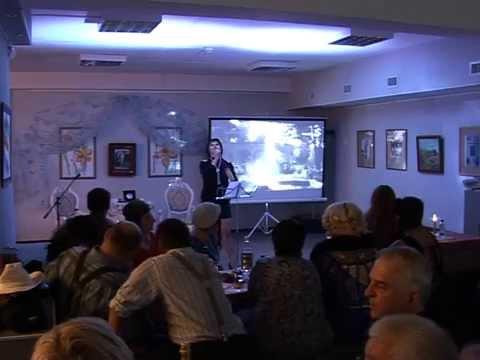 Ретро-салон в ночь музея.