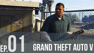 "Grand Theft Auto V #01 - ""Powrót do Los Santos"" | PC PL | Gameplay | HusiekGaming"