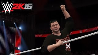 WWE 2K16 Top 5 Extreme Leap of Faiths feat. Shane McMahon (PS4)