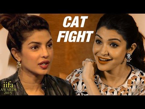IIFA Awards 2015 | Priyanka Chopra & Anushka Sharma's CATFIGHT
