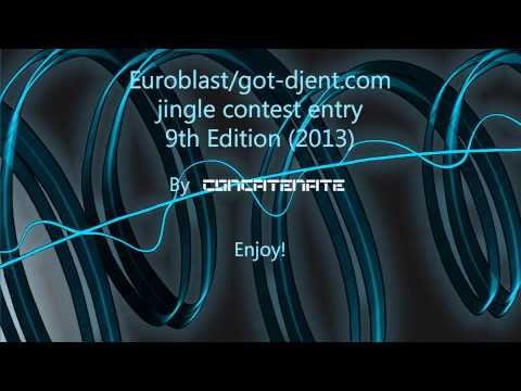 Concatenate - #EuroblastJingleContest entry