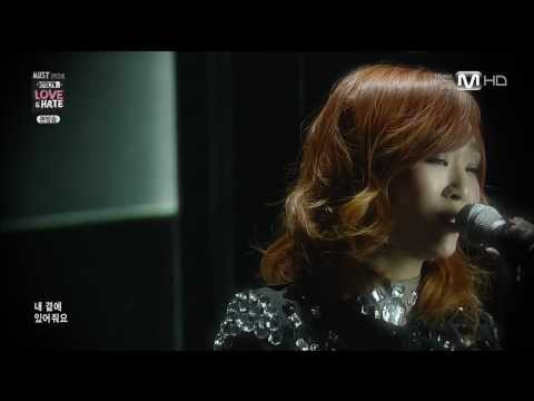 Hyorin - Crazy Of You @ Hyorin's LOVE&HATE