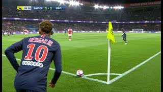 Neymar Jr Awesome Passing Skills