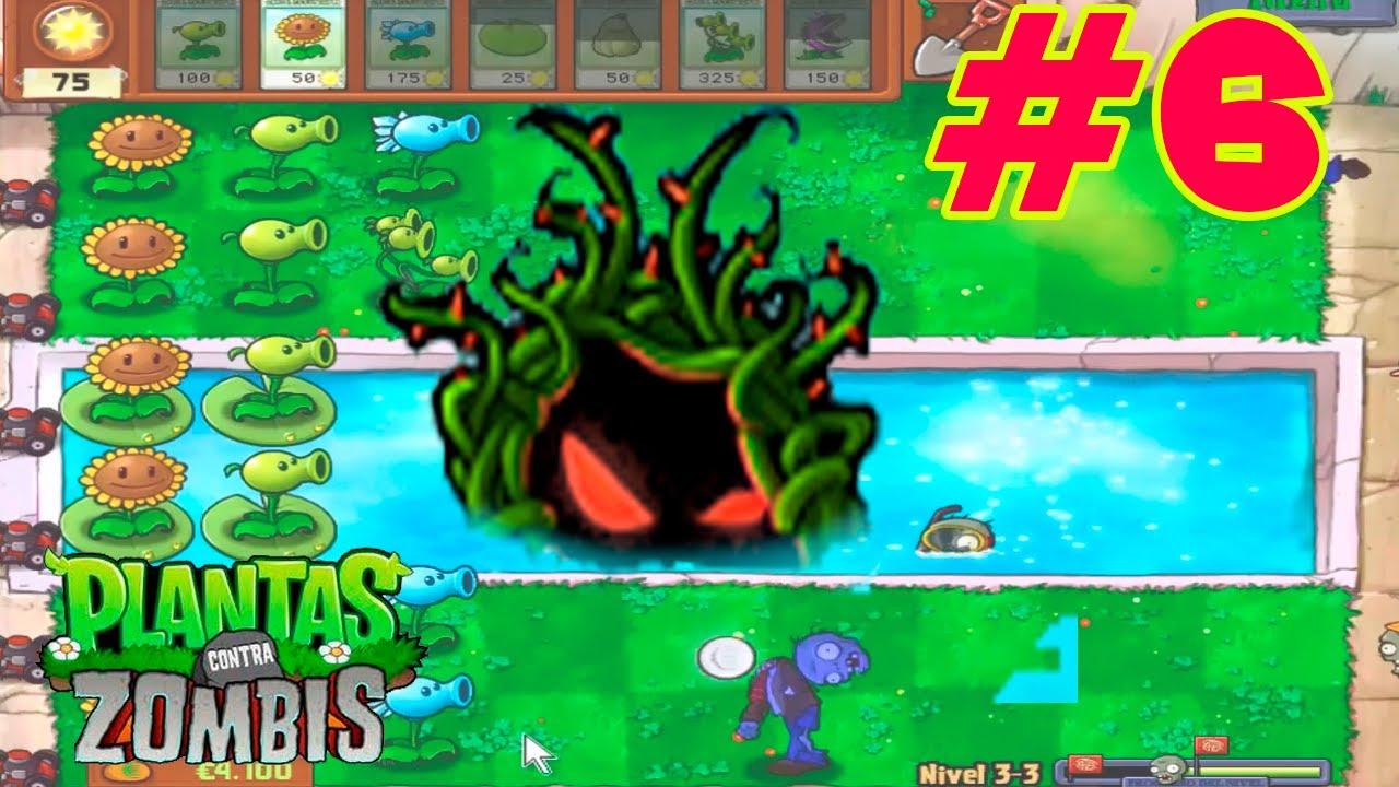 Zombies de Plantas Contra Zombies Plantas Contra Zombis 6