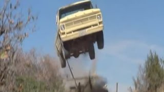 Ford Truck is Ford Tough in Mr. Majestyk
