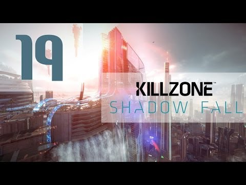 Killzone: Shadow Fall Ending - Gameplay Walkthrough Part 19 - Chapter 10 The Savior
