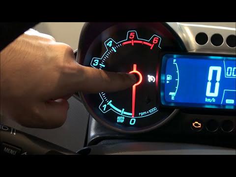 Instrucciones del control de velocidad