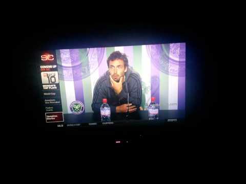 Ernests Gulbis Full Wimbledon Interview