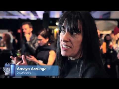 SOLÁN DE CABRAS MBFW MADRID FEBRERO 2013. Amaya Arzuaga