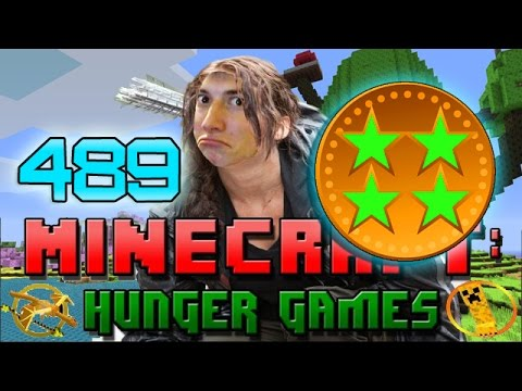 Minecraft: Hunger Games w Mitch Game 489 JEROME TURQMELON AND BAJANCANADIAN