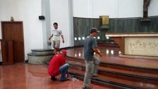 Pasca-Penyerangan, Gereja Santa Lidwina Kembali Dibuka