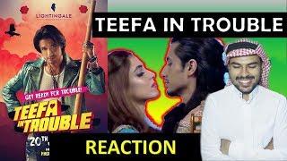 Teefa In Trouble Official Trailer - Ali Zafar Pakistani Movie 2018 Reaction