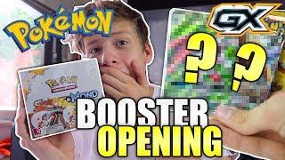 Pokemon Karten Booster Opening - 2x GX | Sonne & Mond | deutsch