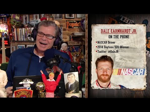 Dale Earnhardt Jr. on The Dan Patrick Show (Full Interview) 2/11/15