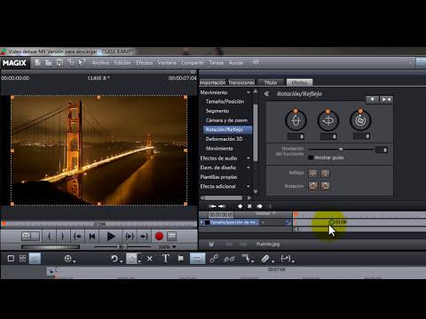 Magix Video Deluxe (Lección 8)