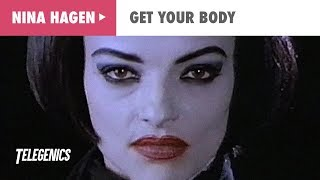 Adamski feat. Nina Hagen - Get Your Body! (Official Music Video)