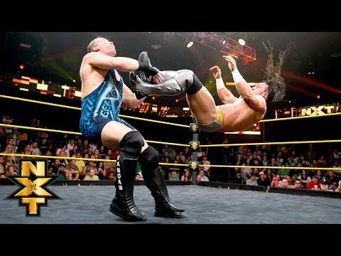 Rob Van Dam vs. Adrian Neville: WWE NXT, June 26, 2014
