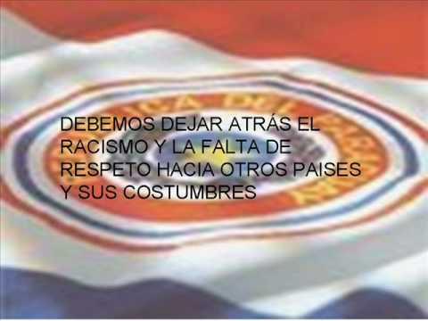 Respuesta a video humillante de Brasil hacia el Paraguay