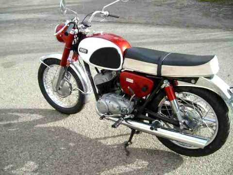 1966 Yamaha Yds3 C 250cc Big Bear Street Scrambler How