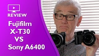 Fujifilm X-T30 VS Sony A6400 - detailed and exhaustive comparison (2)