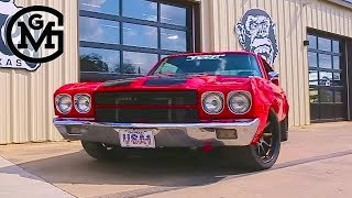 1970 Chevrolet Chevelle SS - Build Of The Week - Gas Monkey Garage