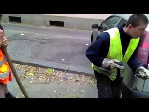 Protekce při blokovém čištění v Brně!!