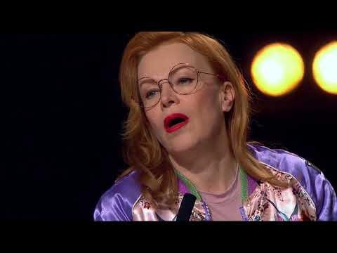 """Stjärnskottet: """"Varje gång jag står på scenen tror jag att jag ska dö"""" - Nyhetsmorgon (TV4"""