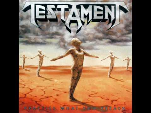 Testament - Confusion Fusion