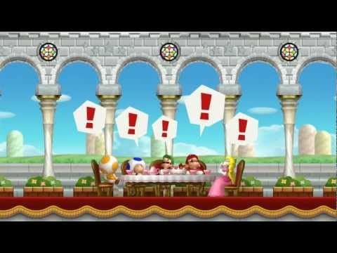 New Super Mario Brothers U Review (WiiU)