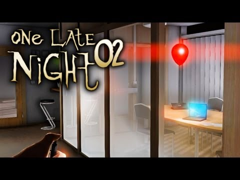 ONE LATE NIGHT [HD+] #002 - Omi kommt vorbei  Let's Play One Late Night  Indie Horror