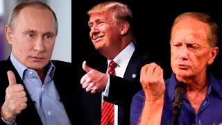 Между Трампом и Путиным произошел БРОМАНС! Задорнов про Америку