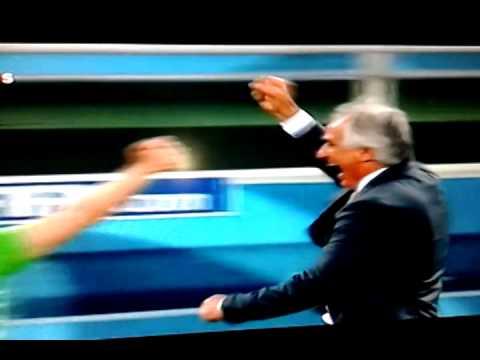 Goal Algerije rusland Islam slimani - but algerie -russie wk 2014