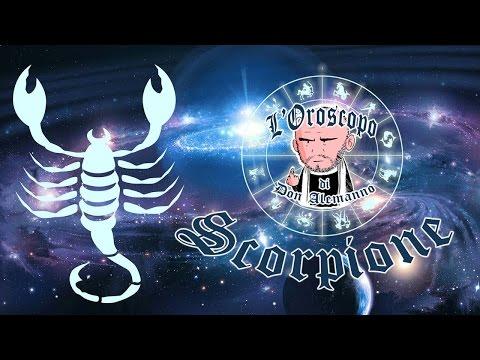 Scorpione - Oroscopo di Don Alemanno 2014