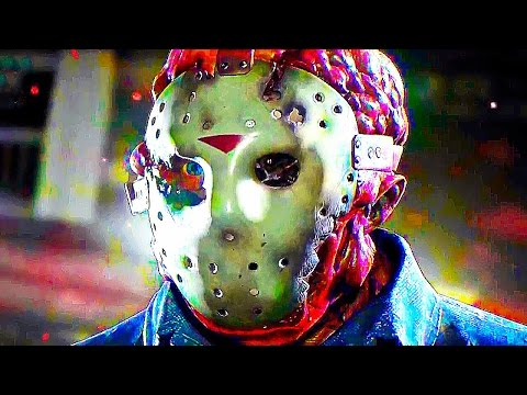 FRIDAY THE 13th The Game Launch Trailer (PS4, Xbox One, PC)