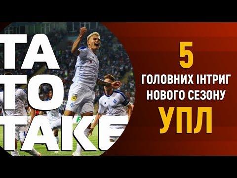 Динамо зняло прокляття Суркіса. УПЛ розширять до 16 клубів | ТаТоТаке №34