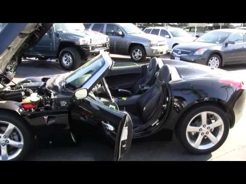 2006 Pontiac Solstice Convertible Cerritos CA