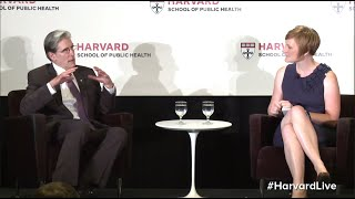Harvard University Announces Gift to Harvard School of Public Health