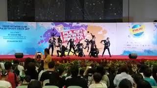 Pulse! Street Dance 2017: K-pop Junior champions