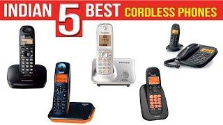 Top 5 Best Cordless Phones In India 2019